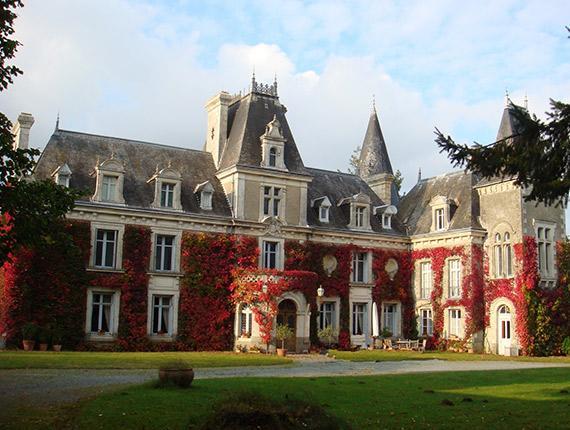 Château Hôtel La Barbinière à Saint Laurent sur Sèvre