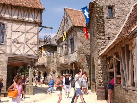 Cité médiévale Puy du Fou