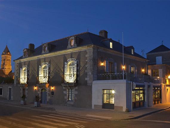 Hotel Général d'Elbée à Noirmoutier