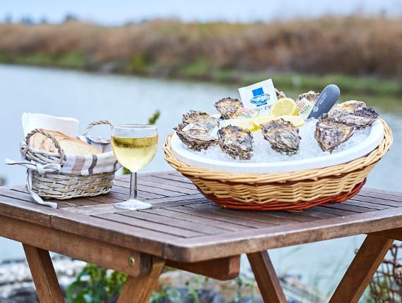Les huîtres Vendée Atlantique
