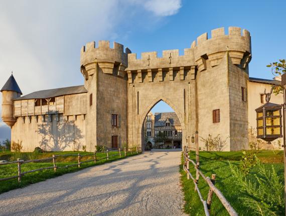 La Citadelle au Puy du Fou