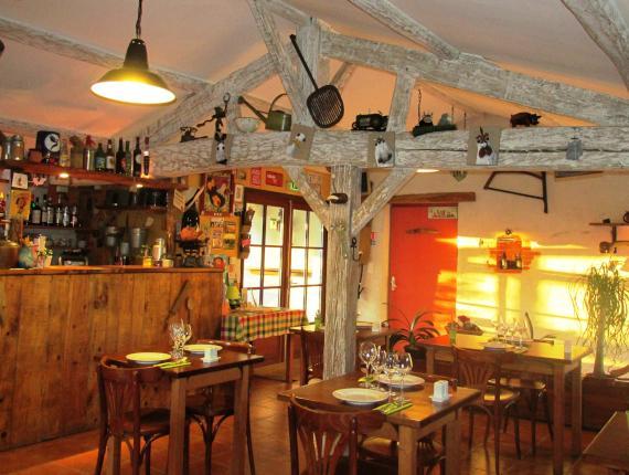 Restaurant la Ferme de Mélusine - St Hilaire de Riez