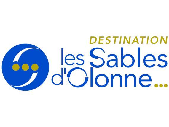 Logo destination les sables d'olonne