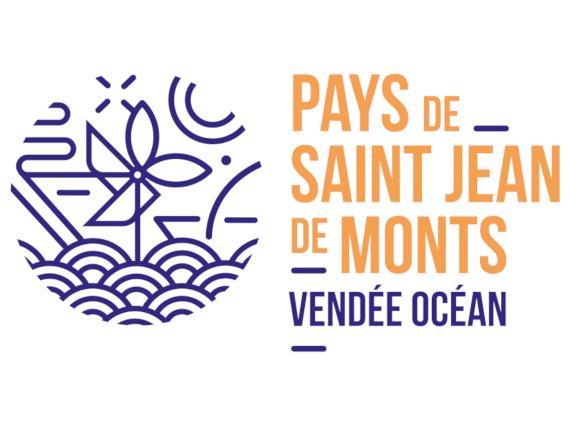 Logo Pays de Saint Jean de Monts