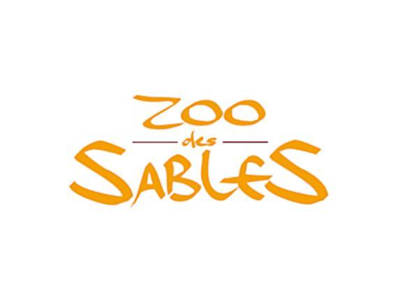 Logo du Zoo des Sables
