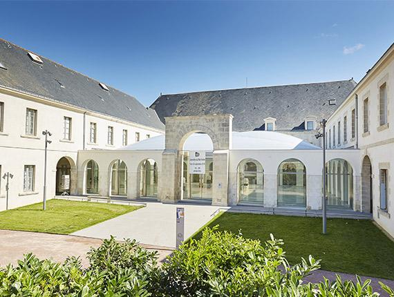Musée de l'Abbaye de Saint-Croix aux Sables d'Olonne