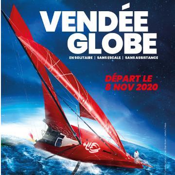 Affiche du Vendée Globe 2020