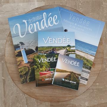 Brochures Vendée Tourisme