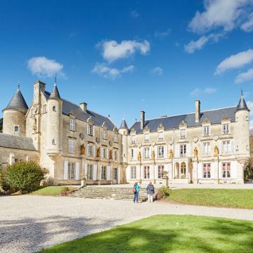 Château de Terre Neuve Fontenay le Comte