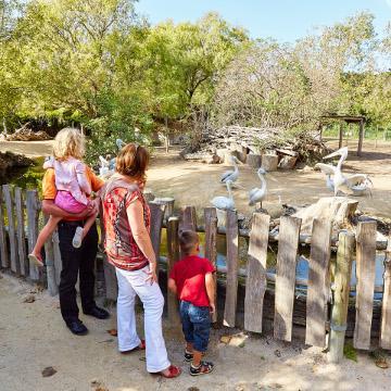 Zoo des Sables d'Olonne en famille