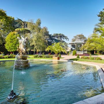Jardin Dumaine Luçon