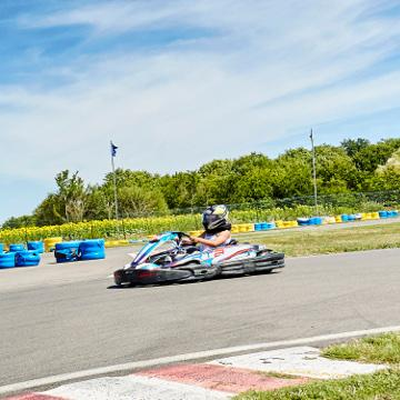 Karting Mecamax L'Ile d'Olonne
