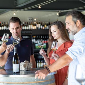 Dégustation Vignobles Mourat Amis Mareuil sur Lay