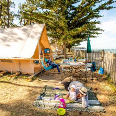 Camping Huttopia Noirmoutier
