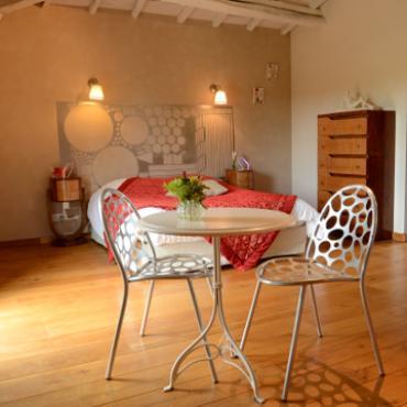 Chambres d'hôtes du gîte la Pommeraie à Landeronde