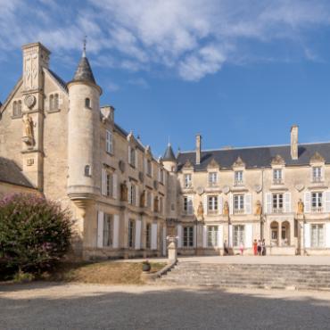 Château de Terre Neuve à Fontenay le Comte
