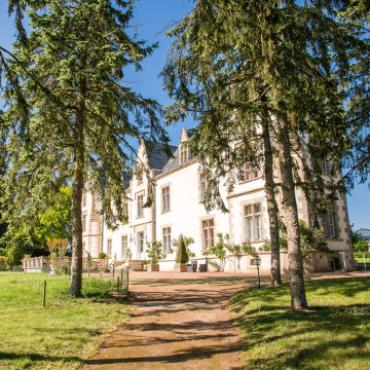 Hôtel Château du Boisniard à Chambretaud