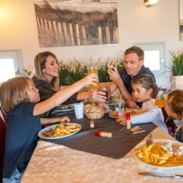Restaurant l'Estran à Notre Dame de Monts